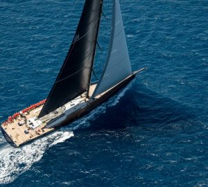 Sailing yachts Savannah and My Song conquer at Loro Piana Superyacht Regatta 2018
