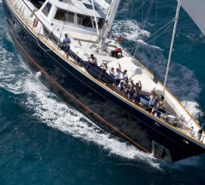 Sailing Yacht REE offering 20% discount on New England Charters this Summer