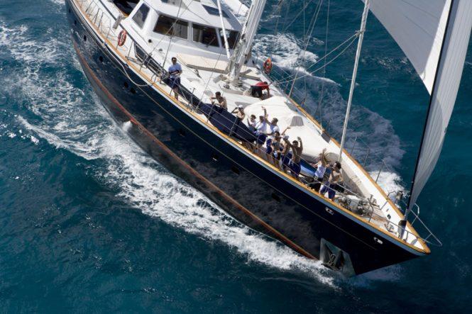 REE Under Sail