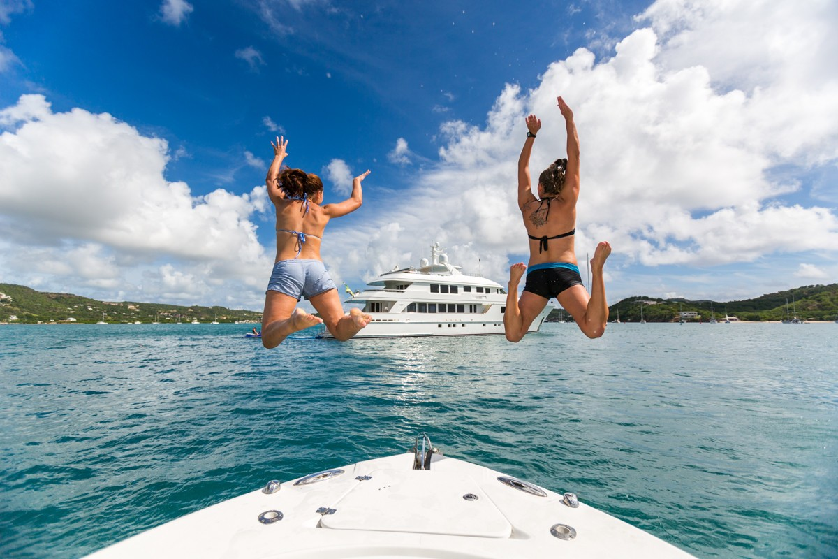 Relaxing and fun charters with MIM