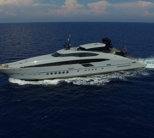 45m GREY MATTERS offering up to 25% off this Summer in the Bahamas