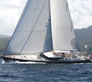 25m OYSTER 82 sailing yacht DAMA DE NOCHE is offering 10% off in New England