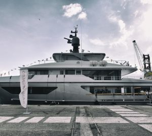 Sanlorenzo delivered two newly launched superyachts