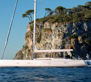 Nautor's Swan unveils new Swan 98 sailing yacht