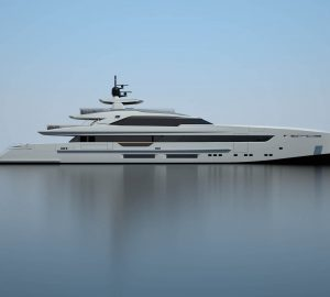 S501 and S502 ELETTRA - Two new Tankoa superyachts in build on specs