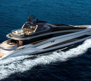The Italian Sea Group's Tecnomar sells new 37M TECNOMAR EVO superyacht