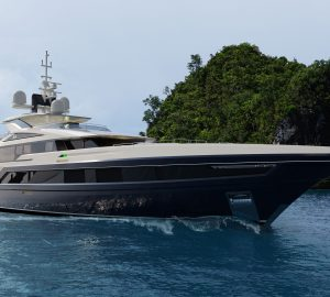 Turquoise 53m superyacht Tala coming in 2020