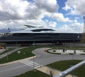 63m superyacht Utopia IV delivered to her owner