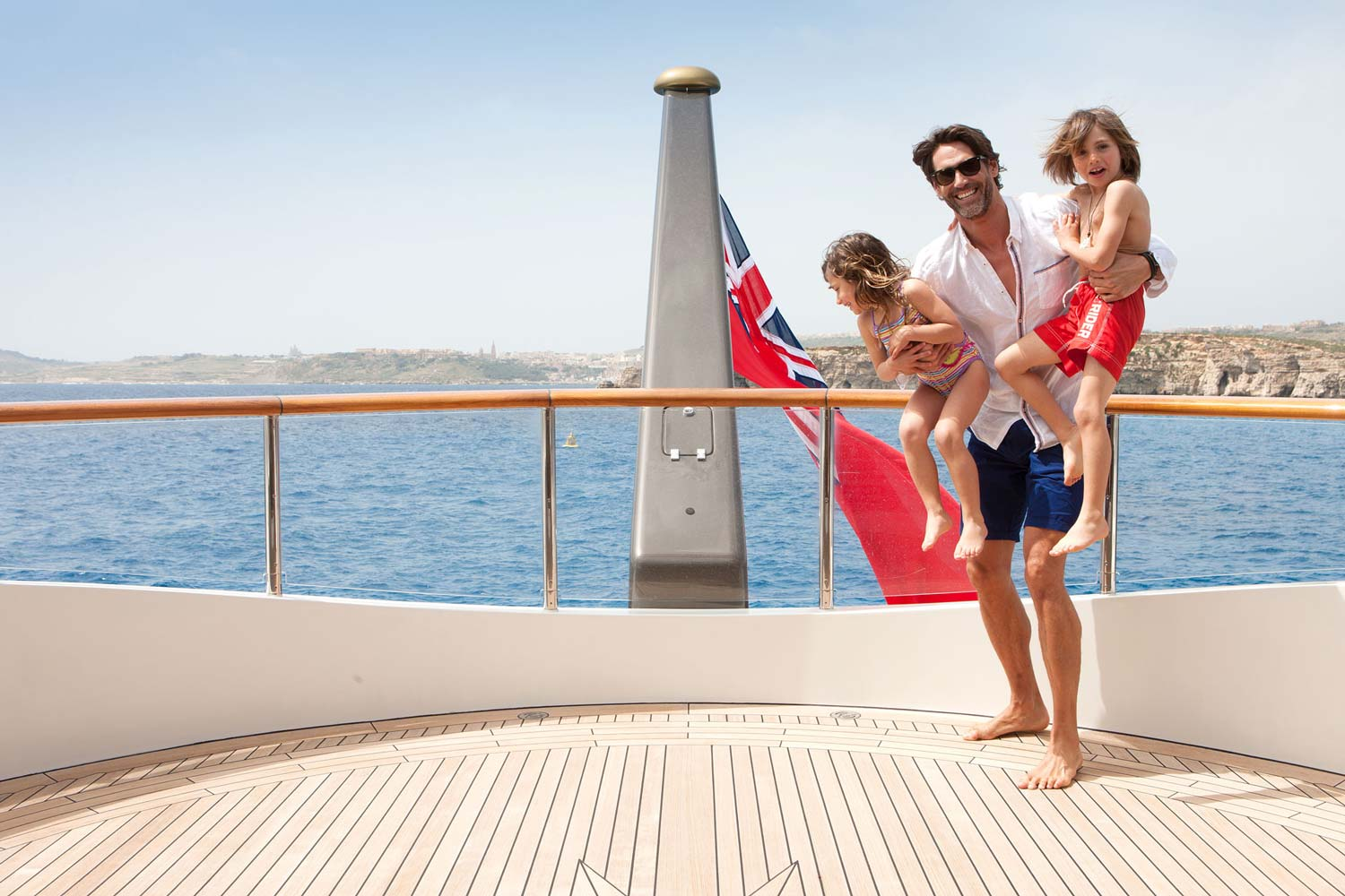 Unforgettable family holidays with ST DAVID