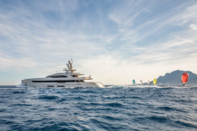 VERTIGE for yacht charters in the Mediterranean