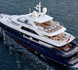 Last minute Croatian yacht charter special by 46m Sanlorenzo motor yacht REVE D'OR