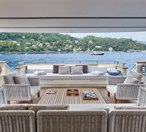 37m motor yacht Y4H charter special in Croatia
