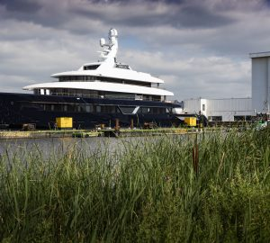 Superyacht Video: Building the 87m Feadship LONIAN