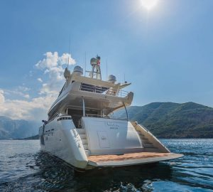 Croatia Charter Deal with 29m motor yacht LADY MURA