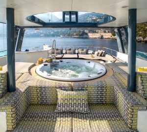 Reduced charter rate from 36m ZULU explorer yacht in Balearics and France