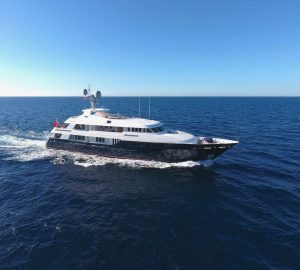 Feadship superyacht BROADWATER charter special in the Mediterranean