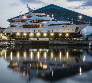 Benetti Launch 42m Crystal 140' superyacht SKYLER (BY009)
