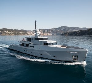 Tansu Yachts Award Winning Superyacht Cyclone sold