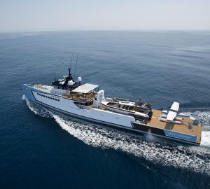 Damen luxury support vessel POWER PLAY