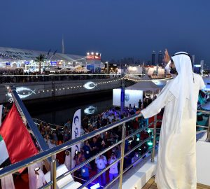Highlights from the Dubai International Boat Show 2018