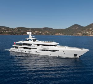 Amels delivers superyacht EJI ahead of schedule