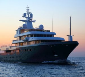 In HD video: Life and luxury aboard expedition yacht Planet Nine