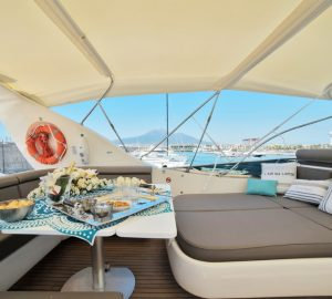 24m motor yacht D'ARISTOTELIS available in Naples, Italy with 10% discount