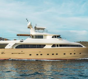 31m IMAGINE available for reduced yacht charter rate in Croatia