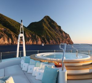 Last-minute West Med Charter Specials with 54m motor yacht MARAYA