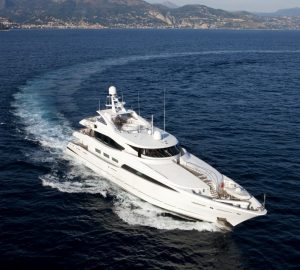 Charter Superyacht LA TANIA with 15% discount in Western Mediterranean