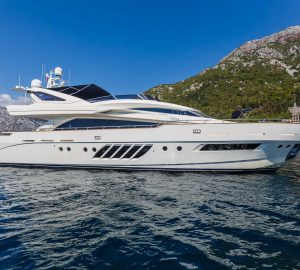 Croatia yacht charter with LADY MURA at special reduced rate