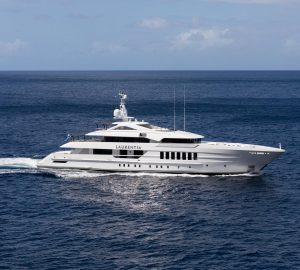 Watch: 55m Superyacht Laurentia Official Video