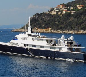 Superyacht The One to return to life with original Bannenberg appearance