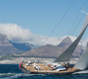 31m Sailing Yacht CROSSBOW is offering 15% off West Med Charters in September