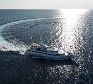 62m Benetti superyacht MINE GAMES offering last-minute charter special in Naples, Italy