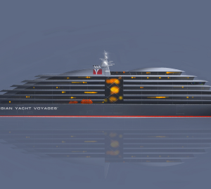 187m Luxury Megayacht Project Caroline: The largest and most ambitious to date
