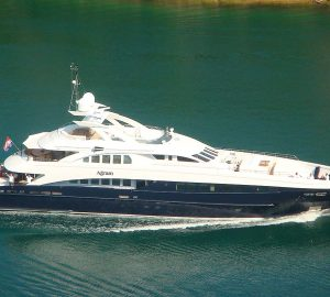 Last Minute Charter Deal with 44m AGRAM for Yacht Vacations in Croatia