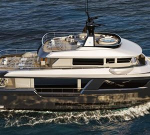 Ocean King reveals latest expedition yacht, Ocean King 88