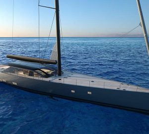 First 42-metre Perini Navi E-Volution hybrid sailing yacht sold