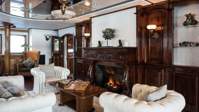Plenty of inviting interior areas for socialising - Photo Jeff Brown
