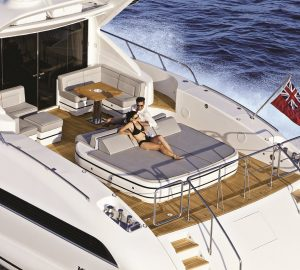 West Med charter special with 28m motor yacht KAWAI offering 10% off