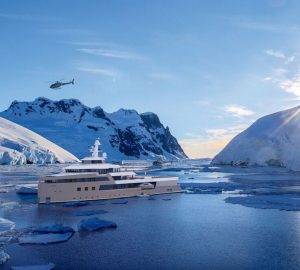 Admarel named lifetime electronics systems supplier for SEAXPLORER 77 expedition yacht