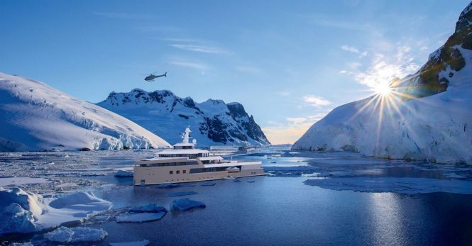 SEAXPLORER 77 expedition superyacht by Damen