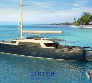 Mengi-Yay launches sailing yacht Extreme