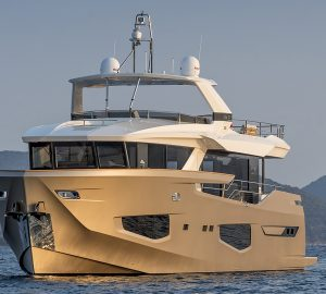 Numarine launch and deliver second 26XP motor yacht