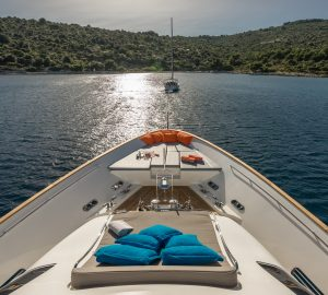 SEVENTH SENSE offering discounted charter rate for vacations in Croatia