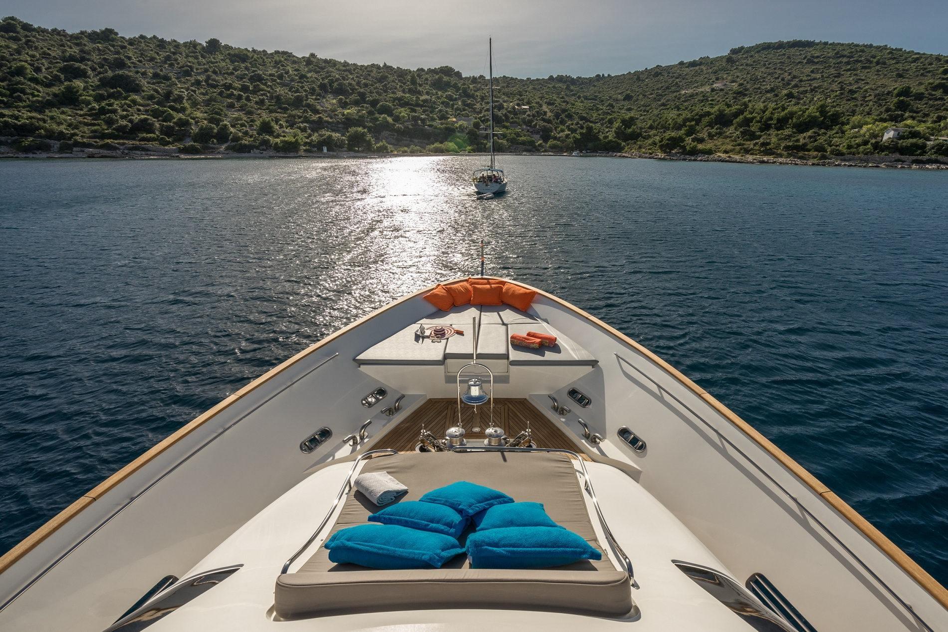 Seventh Sense offering fabulous charter vacations in the Adriatic