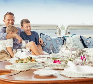 10 amazing ideas for Mediterranean yacht charter holidays with children