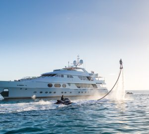 47m LADY JOY superyacht charter special in Croatia