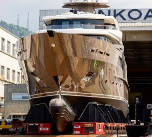 First look at the brand new 72m Superyacht SOLO